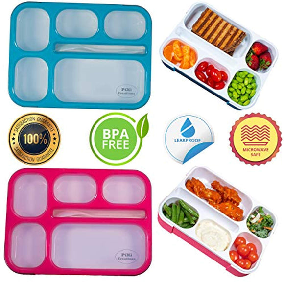 Adult Bento Box Kids Lunch Box