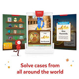 Osmo - Detective Agency: A Search & Find Mystery Game - Ages 5-12 - Explore The World