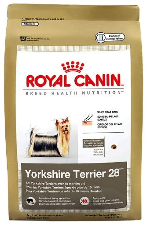 Royal Canin Breed Health Nutrition Yorkshire Size: 10 lb