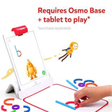 Osmo - Little Genius Starter Kit for iPad - 4 Hands-On Learning Games - Preschool Ages