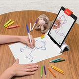 Osmo - New Base for iPad - 2 Hands-On Learning Games - Creative Drawing & Problem Solving/Early Physics