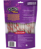 Dingo Twist Sticks Rawhide Chews, Made With Real Chicken
