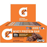 Gatorade Whey Protein Recover Bar, 2.8 Ounce Bars