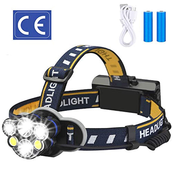 ELMCHEE Rechargeable headlamp
