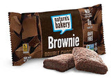 Nature's Bakery Brownie, Vegan + Non-GMO, Double Chocolate (36 Count)