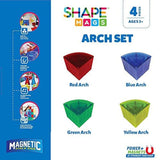 Shapemags Magnetic Tiles Building Set