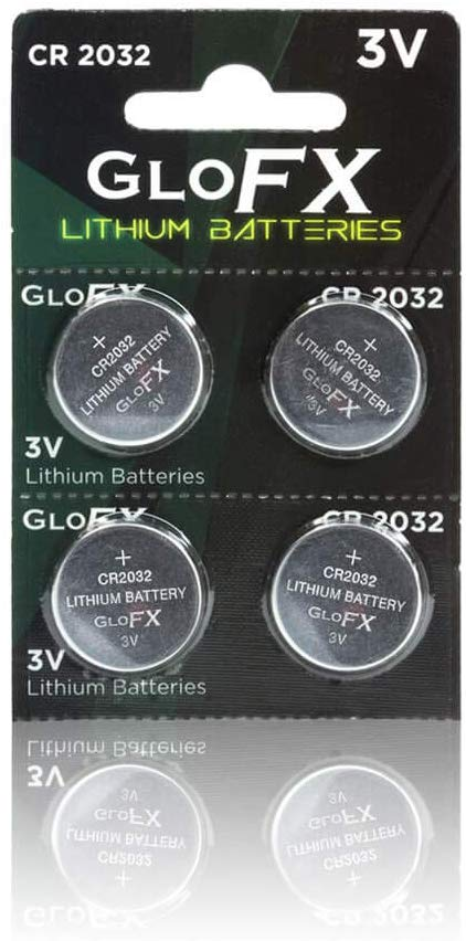 CR2032 Battery– Lithium Button Coin Cell Batteries