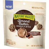 Nature Valley Almond Butter Chocolate Granola Bites, 5.3 Ounce (Pack of 3)