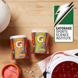 Gatorade Powder Sticks, Orange, Makes 20 ounces/stick (Pack of 8)