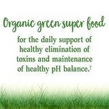 Garden of Life Raw Organic Perfect Food Green Superfood Juiced Greens Powder - Original Stevia-Free, 30 Servings