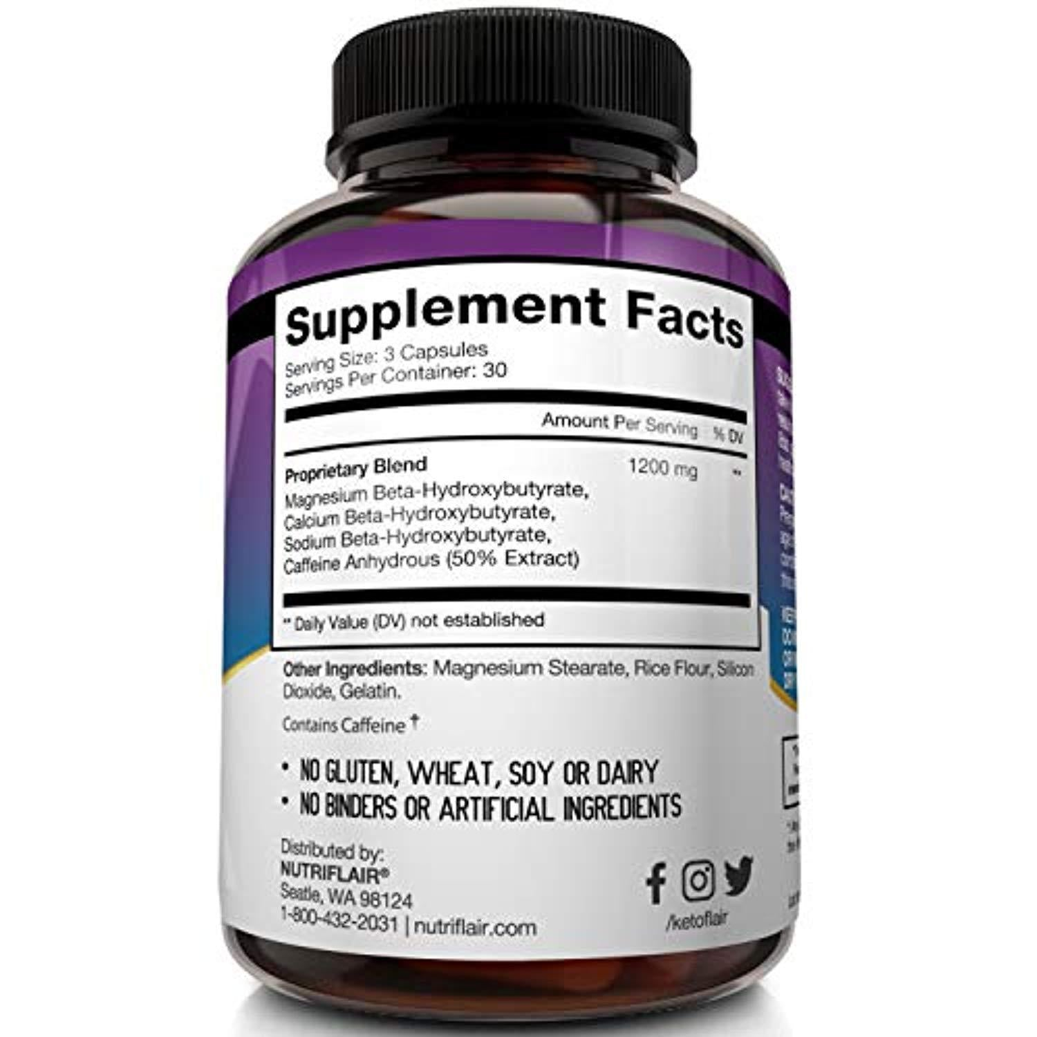 More About Keto Supplement Plan