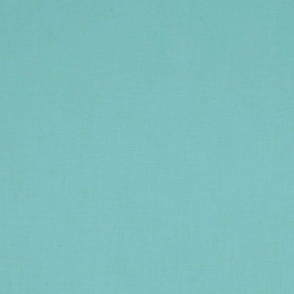 Robert Kaufman Kona Cotton Aqua Fabric By The Yard
