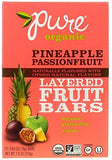 Pure Organic Layered Fruit Bars - 12 Bars