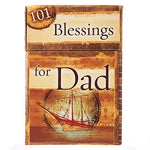 """101 Blessings for Dad"" Cards - A Box of Blessings (Boxes of Blessing)"