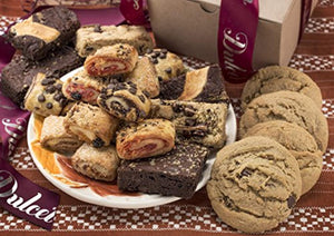 Assorted treats Box ideal gift for Birthday-Get Well- Sympathy-Graduation