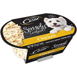 Cesar Simply Crafted Wet Dog Food