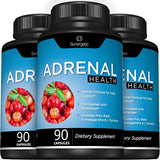 Premium Adrenal Support Supplement - Adrenal Formula for Energy, Adrenal Health & Mood – Adrenal Complex