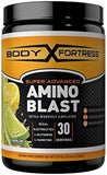 Body Fortress Super Advanced Amino Blast, Lemon Lime, 12.69 Ounce