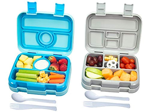 Bizz Travel Bento Box Set Lunch Boxes