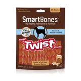 SmartBones Smart Twist Sticks Chews for Dogs, Rawhide-Free