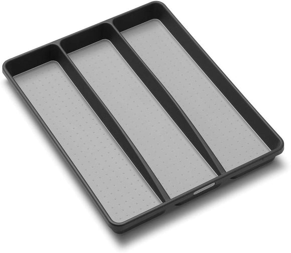 madesmart Classic Utensil Tray - Granite | CLASSIC COLLECTION| BPA-Free