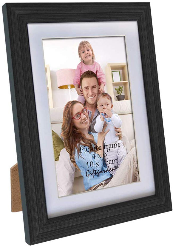 Giftgarden Picture Frames Black Photo Frame