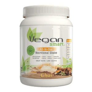 Vegansmart Plant Based Vegan Protein Powder by Naturade, All-In-One Nutritional Shake – 22.75 oz