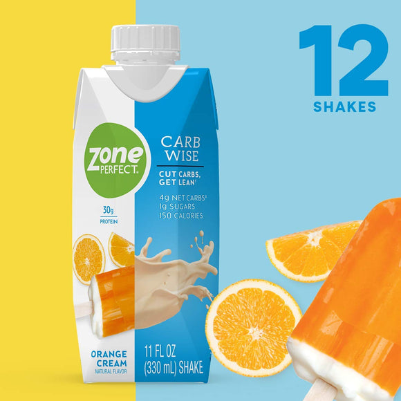 ZonePerfect Carb Wise High-Protein Shake