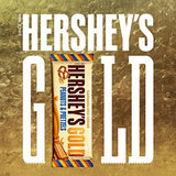 HERSHEY'S Gold Candy Bar, Caramelized Creme (24 Count)