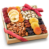 Golden State Fruit Pacific Coast Classic Dried Fruit Tray Gift