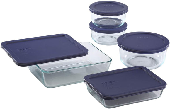 Pyrex Meal Prep Simply Store Glass Food Container