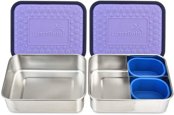 LunchBots Lite Bento Box Lunch Bundle