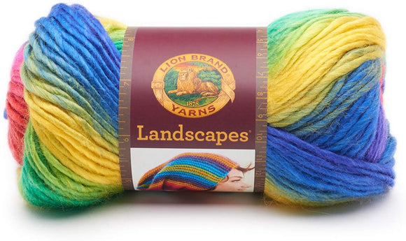 Lion Brand Yarn 545-219 Hometown Yarn