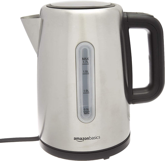 Stainless Steel Portable Electric Hot Water Kettle