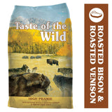 Taste of The Wild Grain Free Premium High Protein Dry Dog Food High Prairie Adult
