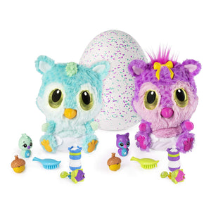 Hatchimals HatchiBabies Chipadee Hatching Egg with Interactive Pet Baby (Styles May Vary) Ages 5 and Up