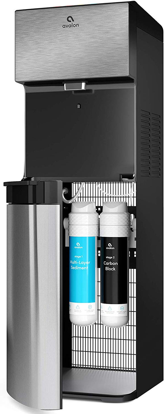 Avalon A5 Self Cleaning Bottleless Water Cooler Dispenser, UL/NSF/Energy star