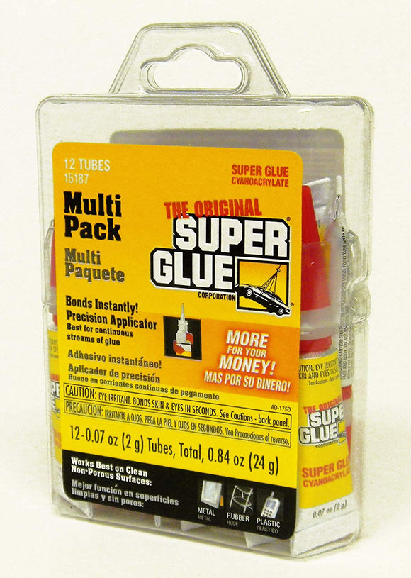 Super Glue 15187 Gel