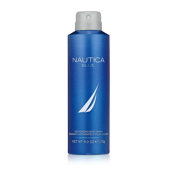 Nautica Blue Sail Deodorizing Body Spray for Men
