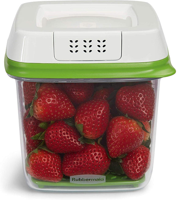 Rubbermaid FreshWorks Produce Saver Food Storage Containe