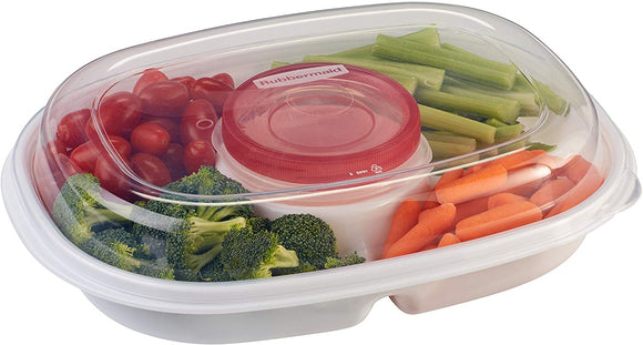 Rubbermaid Specialty Bread Keeper Food Storage Container