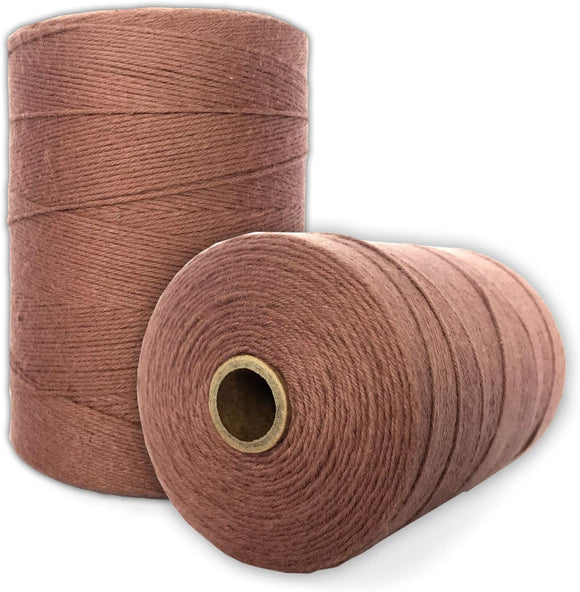 Durable Loom Warp Thread