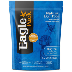Eagle Pack Natural Dry Dog Food Chicken & Pork