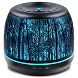 Aromatherapy Essential Oil Diffuser with Remote Control
