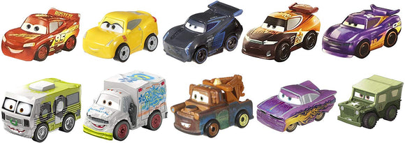 Disney Pixar Cars Mini Racers