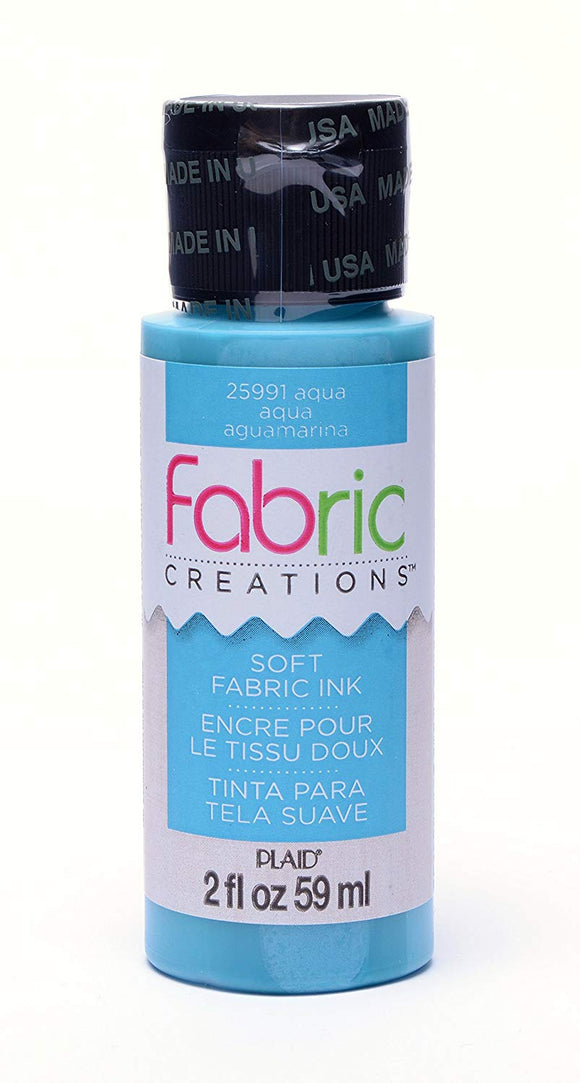 Fabric Creations Fabric Ink in Assorted