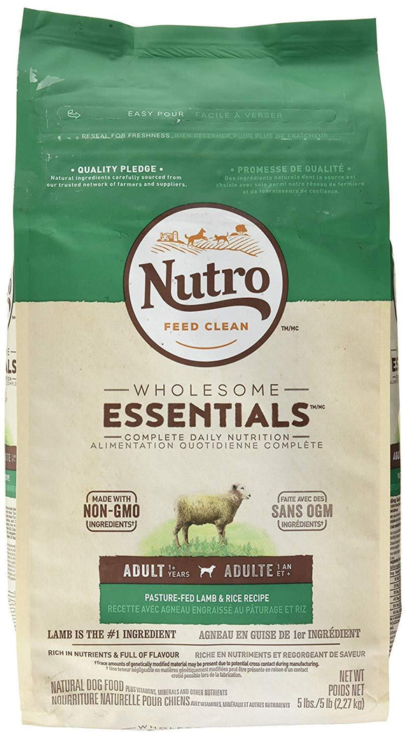 Nutro Wholesome Essentials Natural Adult Dry Dog Food