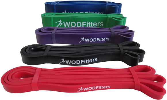 WODFitters Pull Up Assistance Bands