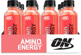 OPTIMUM NUTRITION ESSENTIAL AMINO ENERGY Ready-To-Drink, Watermelon Wave 12 Count