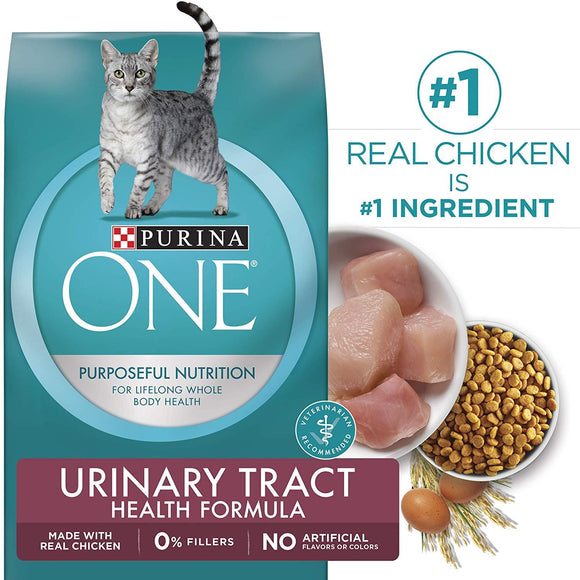 Purina ONE Urinary Tract Health Formula Adult Dry Cat Food